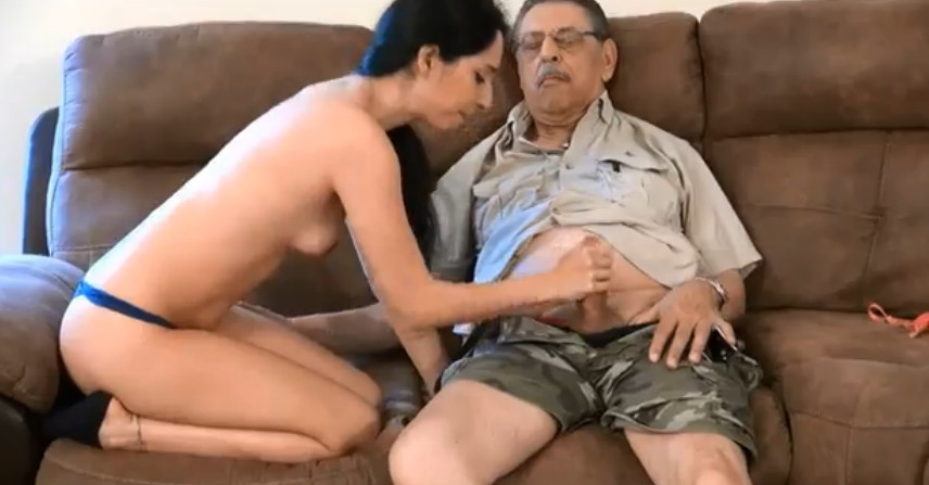 Мама и дед порно мп4